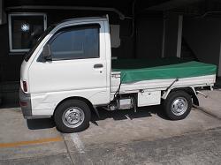 2人乗 軽トラック(AT車)