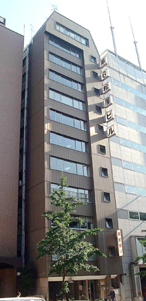 No.6 Matsuya Bldg. Outer features