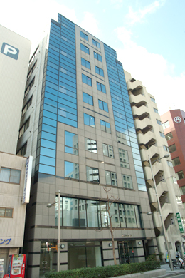 Nagahoribashi no.25 Matsuya Bldg. Outer features