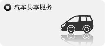 汽车共享服务